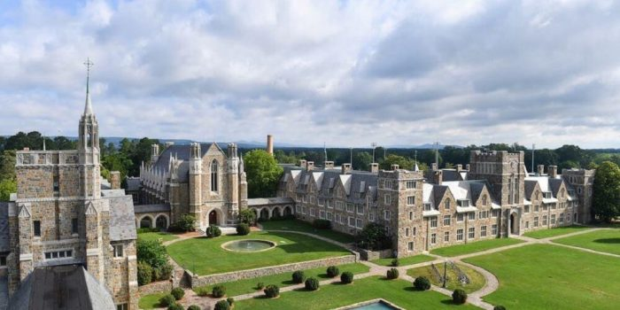 The Most Beautiful Universities In The World That Have Large Campus Ground