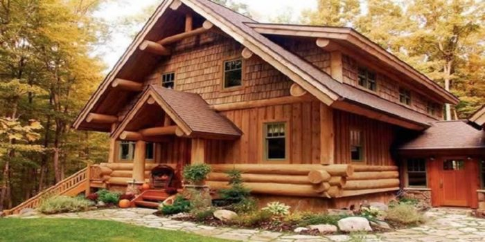 Learn About The Benefits Of Living In A Wooden House